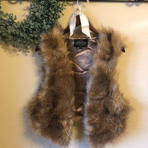 Boutique Fur Vest